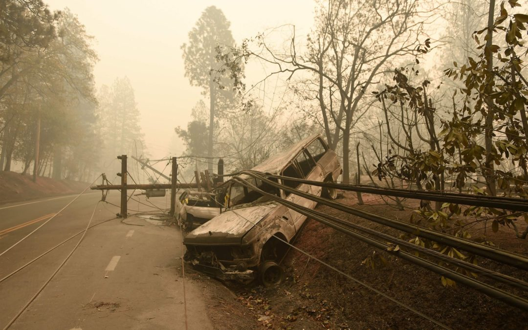PG&E to declare bankruptcy amid multibillion-dollar liability claims for its part in California wildfires